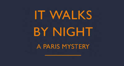 It Walks By Night by John Dickson Carr Book Review logo main