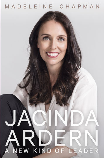 Jacinda Ardern A New Kind of Leader Chapman Review cover