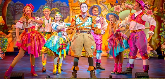 Jack and the Beanstalk review york theatre royal december 2017 pantomime