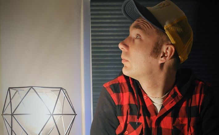 Jacob and the Starry Eyed Shadows interview artist
