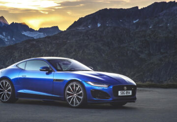 Jaguar F-Type Coupe 300ps Car Review main