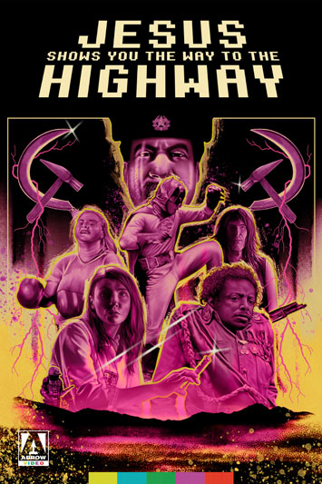 Jesus Shows You The Way To The Highway Film Review cover