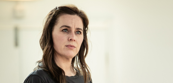 Jill Halfpenny The Girl on the Train interview actor