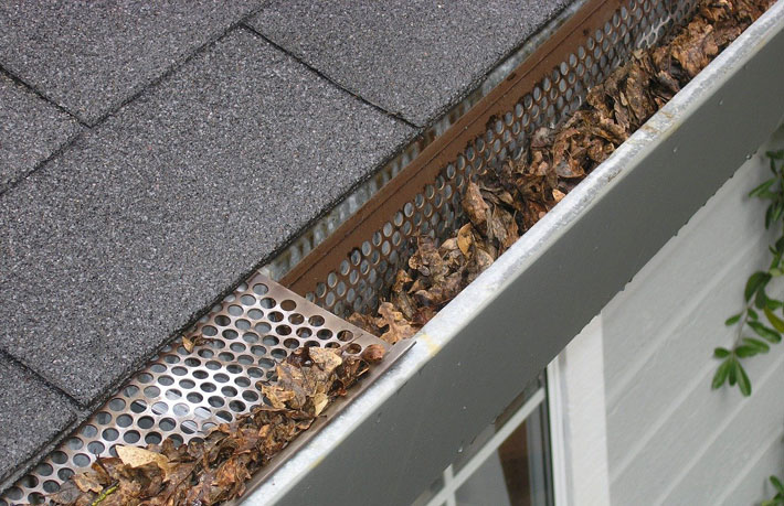 Jobs You Can Do At Home Safely During Lockdown gutter