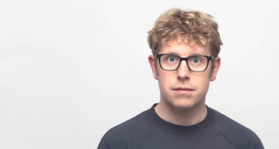 Josh Widdicombe comedian interview portrait main