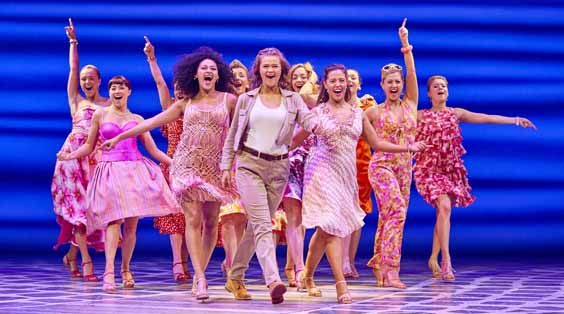 Judy Craymer mamma mia producer interview dancing