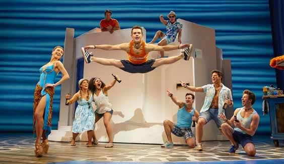 Judy Craymer mamma mia producer interview jumping