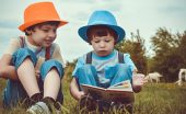 Just 3 in 10 Parents Read Stories to Their Children Every Day boys