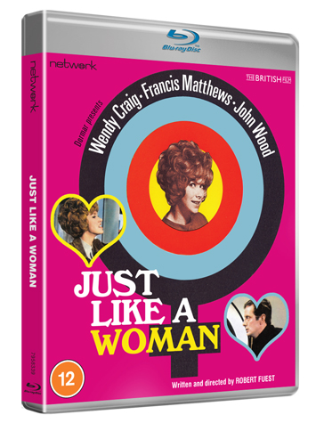 Just Like a Woman Film Review cover