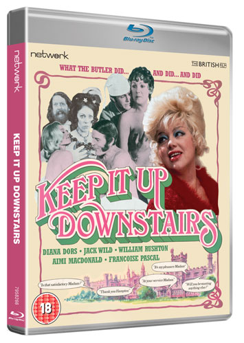 Keep It Up Downstairs film review cover