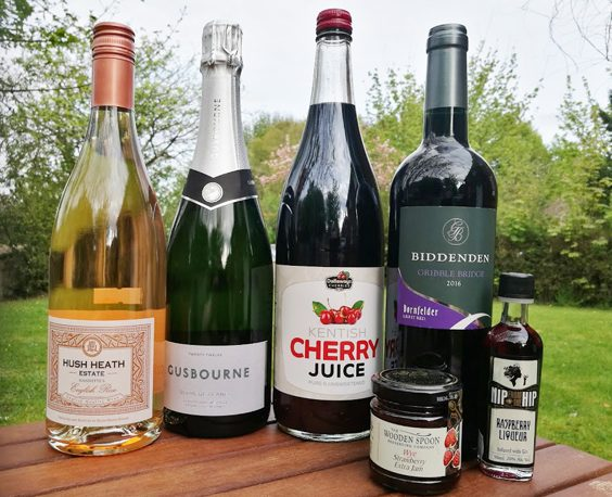 Kent the Capital of English Wine Launches the first Kent Food Trail; Vineyards and Wines collection