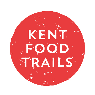 Kent the Capital of English Wine Launches the first Kent Food Trail; Vineyards and Wines logo