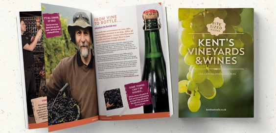Kent the Capital of English Wine Launches the first Kent Food Trail; Vineyards and Wines main