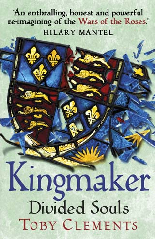 Kingmaker Divided Souls toby clements book review cover