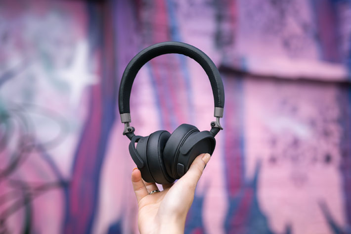 KitSound Accent 60 Wireless Headphones Review sound