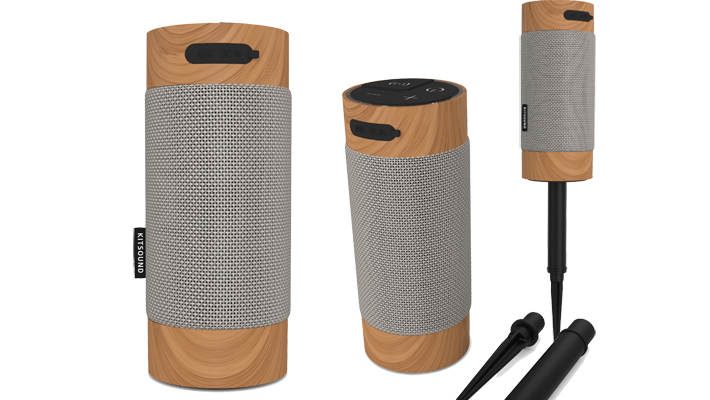 KitSound Diggit XL Bluetooth Outdoor Speaker Review group