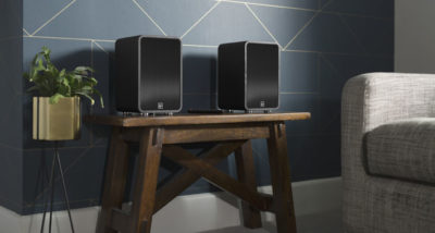KitSound Reunion Powered Hi-Fi Speaker main