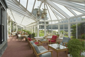 Lakeside Hotel and Spa lake district conservatory