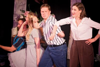 Leeds opera Much Ado About Nothing 2019