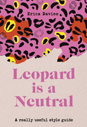 Leopard is a Neutral by Erica Davies book Review cover