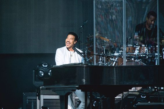 Lionel Richie - Scarborough OAT 2018
