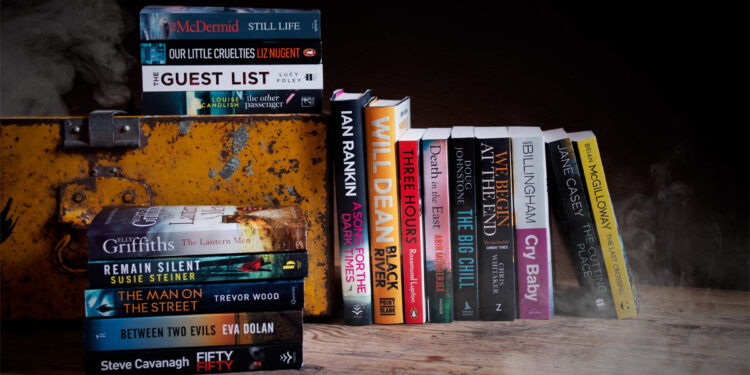 Longlist for Theakstons Old Peculier Crime Novel of the Year Award 2021 Announced main