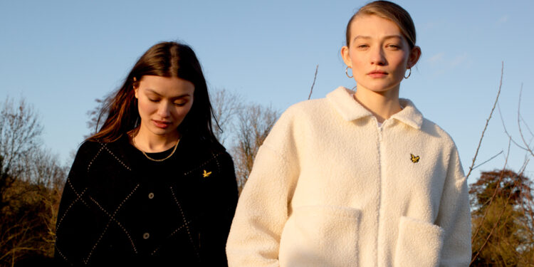 Lyle & Scott Look to Heritage for AW21 Womenswear Collection main