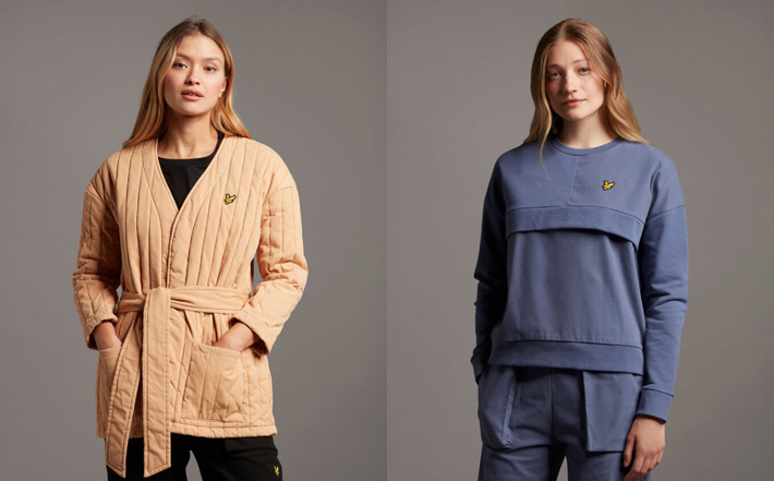 Lyle & Scott Look to Heritage for AW21 Womenswear Collection