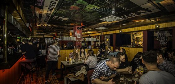 MEATliquor leeds restaurant review