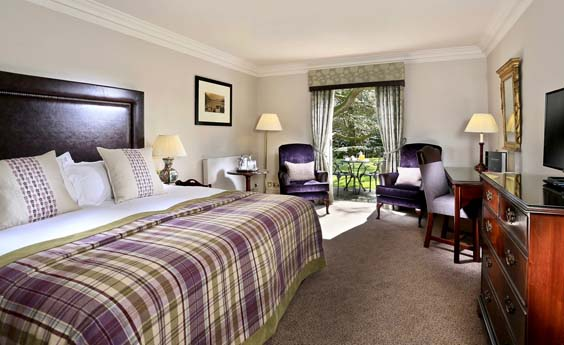 Macdonald Leeming House hotel review lake district executive bedroom suite