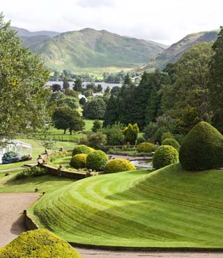 Macdonald Leeming House hotel review lake district grounds