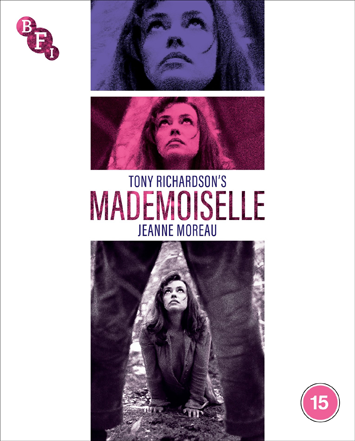 Mademoiselle film review cover