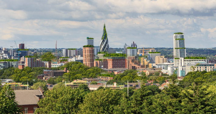 Majority of Brits Consider Eco-Friendly Features Before Deciding on a Property leeds main