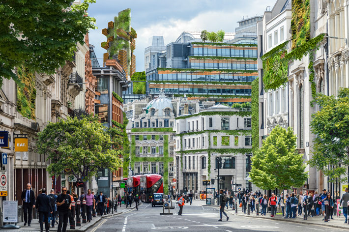Majority of Brits Consider Eco-Friendly Features Before Deciding on a Property london