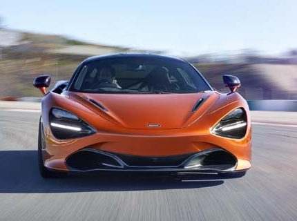 McLaren 720S car review front view main