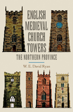 Medieval Church Towers in Yorkshire Cities cover