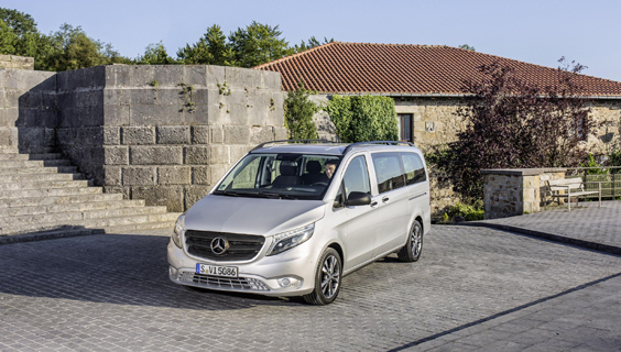 Mercedes Benz Vito Tourer car review main