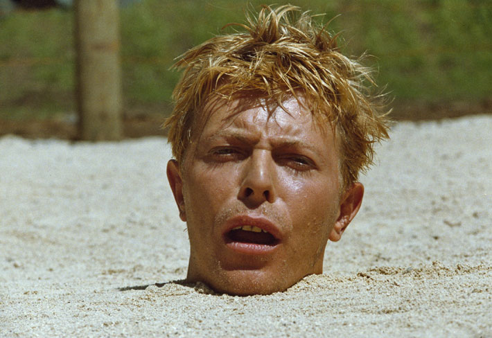 Merry Christmas Mr Lawrence Film Review bowie
