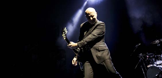 Midge Ure The Christians Altered images live Review Halifax Victoria Theatre singing