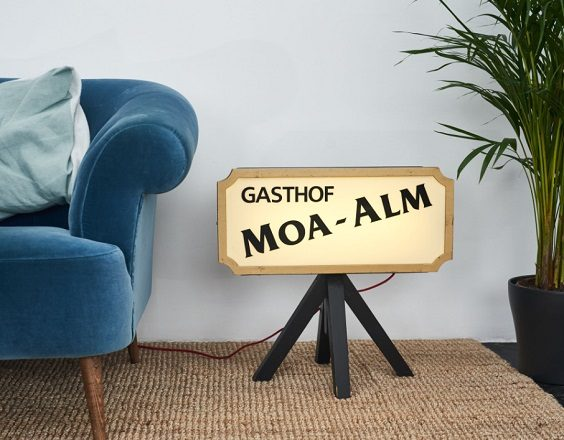 MoaAlm Austria Travel Review sofa