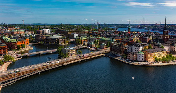 Most Desirable English Speaking Countries for Travel main sweden