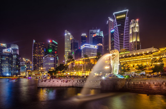 Most Desirable English Speaking Countries for Travel singapore