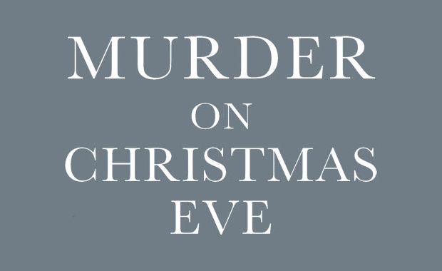 Murder on Christmas Eve Book Review main logo