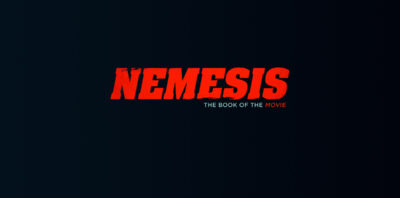 Nemesis The Book of the Movie – Review logo