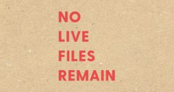 No Live Files Remain András Forgách book review logo