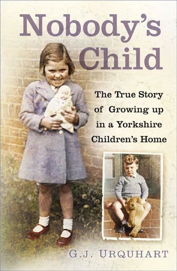Nobody's Child GJ Urquhart book Review cover