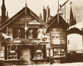 The Old Cock and Bottle, Leeds