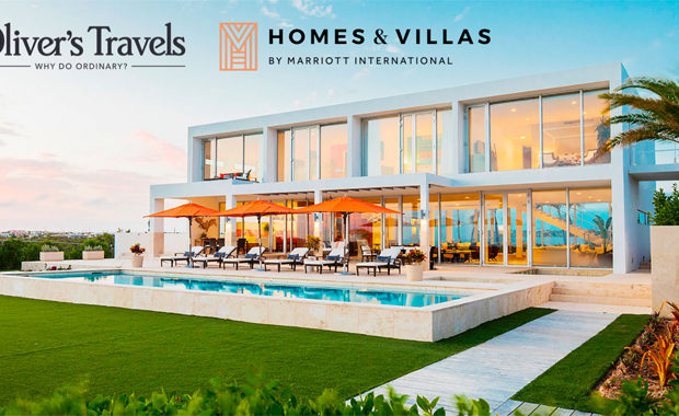 Oliver's Travels Offers Premium Home Rentals on Homes & Villas by Marriott International main