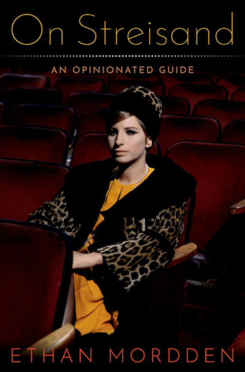 On Streisand An Opinionated Guide Ethan Mordden Book Review cover