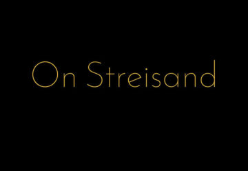 On Streisand An Opinionated Guide Ethan Mordden Book Review logo main